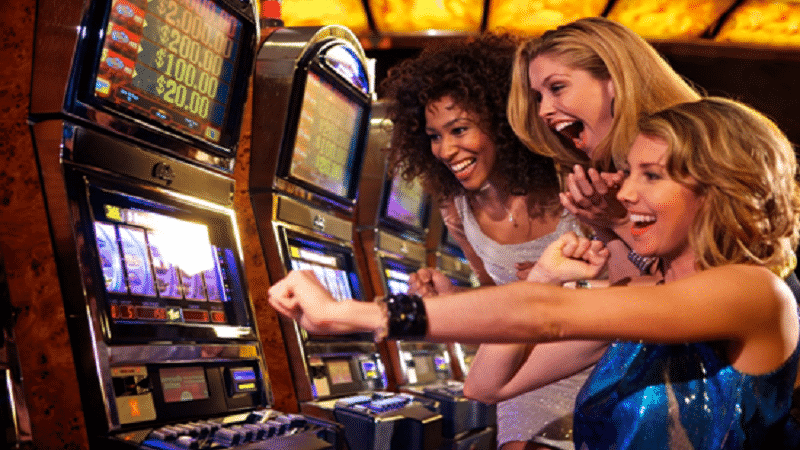 Vegas Slots Online - Play Your Favorite Online Slot Machines