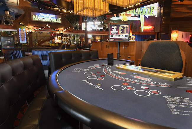 Control Board Requires Masks At Casino Table Games